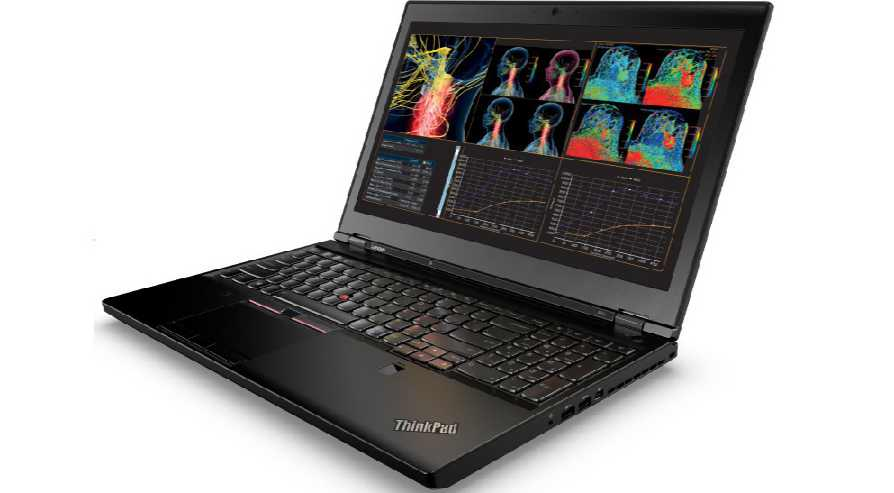 Lenovo ThinkPad P-series P51, P51s, and P71 mobile workstations