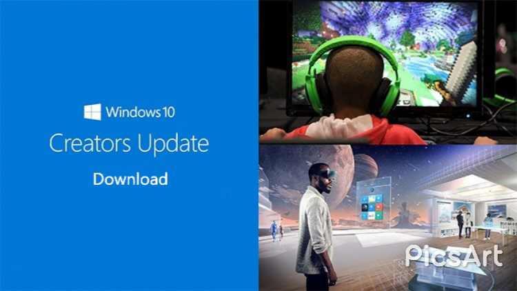 Download Windows 10 Creators Update