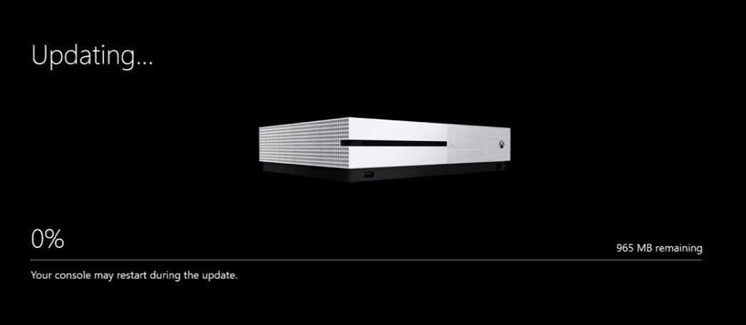 Xbox-One-S-update