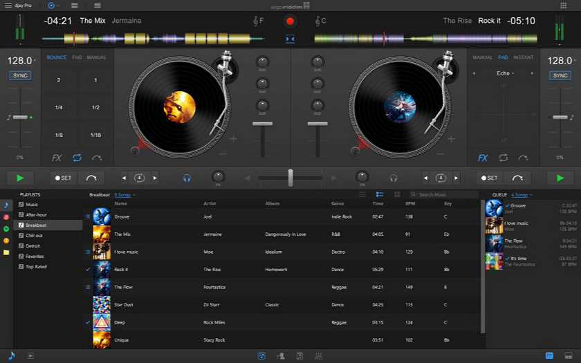 djay Pro for-Windows 10