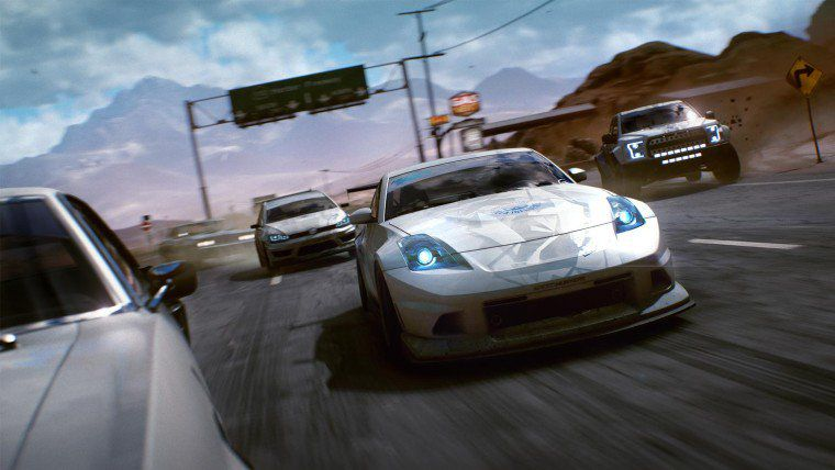 Need for Speed version 1.04