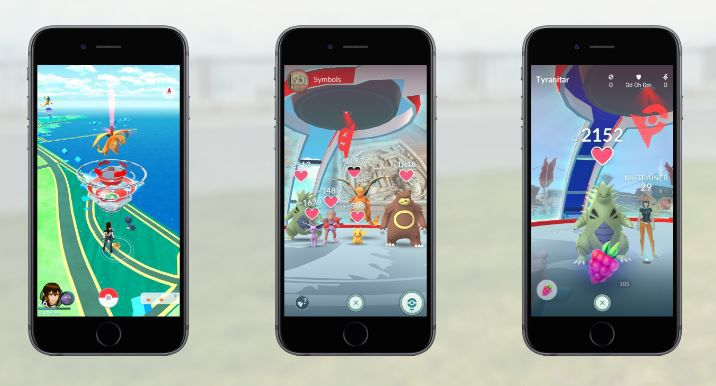 Pokemon Go 0.75.0 for Android and 1.45.0 for iOS
