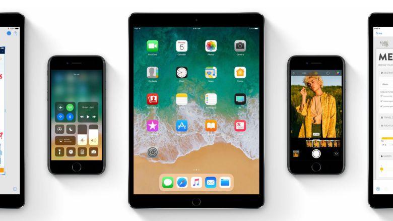 Apple iOS 11 update sihmar