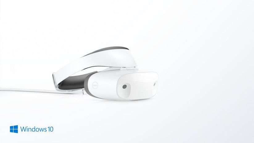 Dell Mixed Reality headset Sihmar