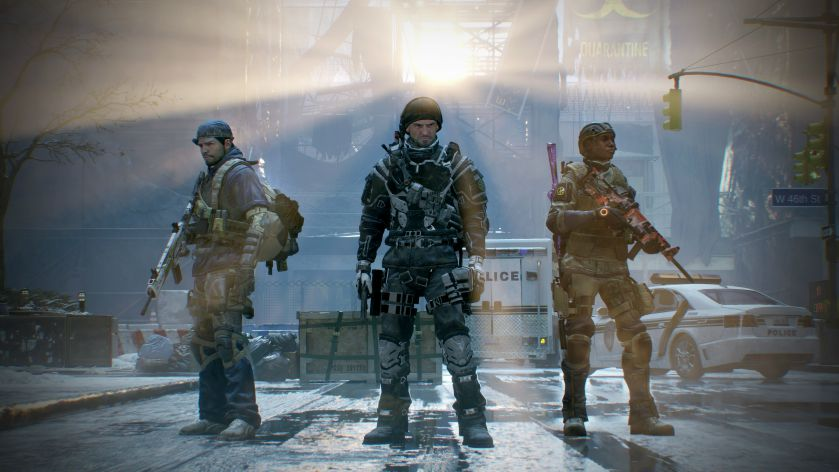The Division update 1.8 Patch Notes for PS4, Xbox One