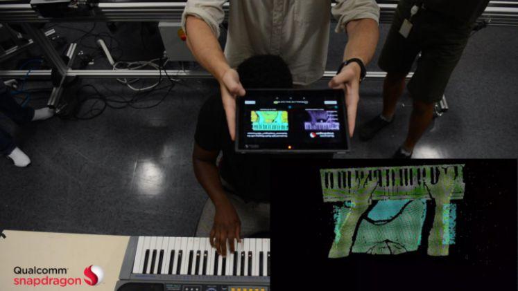 Qualcomm Unveils its Depth Sensing Camera Technology