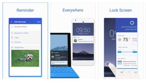 Cortana-on-android