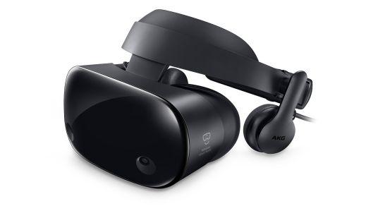 Samsung Windows Mixed Reality headset 1