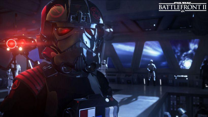 Star Wars Battlefront II Single Player Trailer