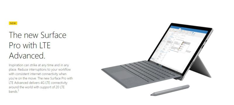 Surface Pro with LTE Advanced Images Sihmar (2)