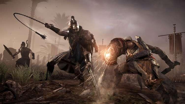 Assassins Creed Origins 1.07