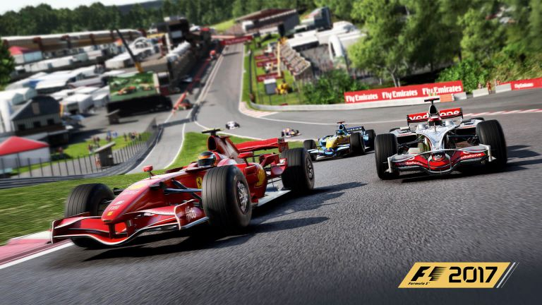 F1 2017 update 1.10 patch notes