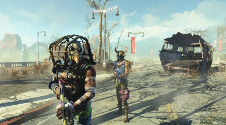Fallout 4 version 1.19
