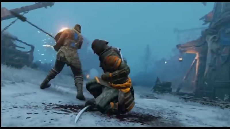 For Honor Update 1.16