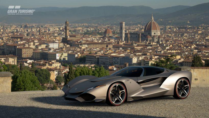Gran Turismo Sport 1.07 IsoRivolta Zagato Vision Gran Turismo (Gr.X) 2