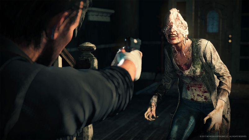 The Evil Within 2 Patch 1.02 Patch Notes out with Xbox One X support