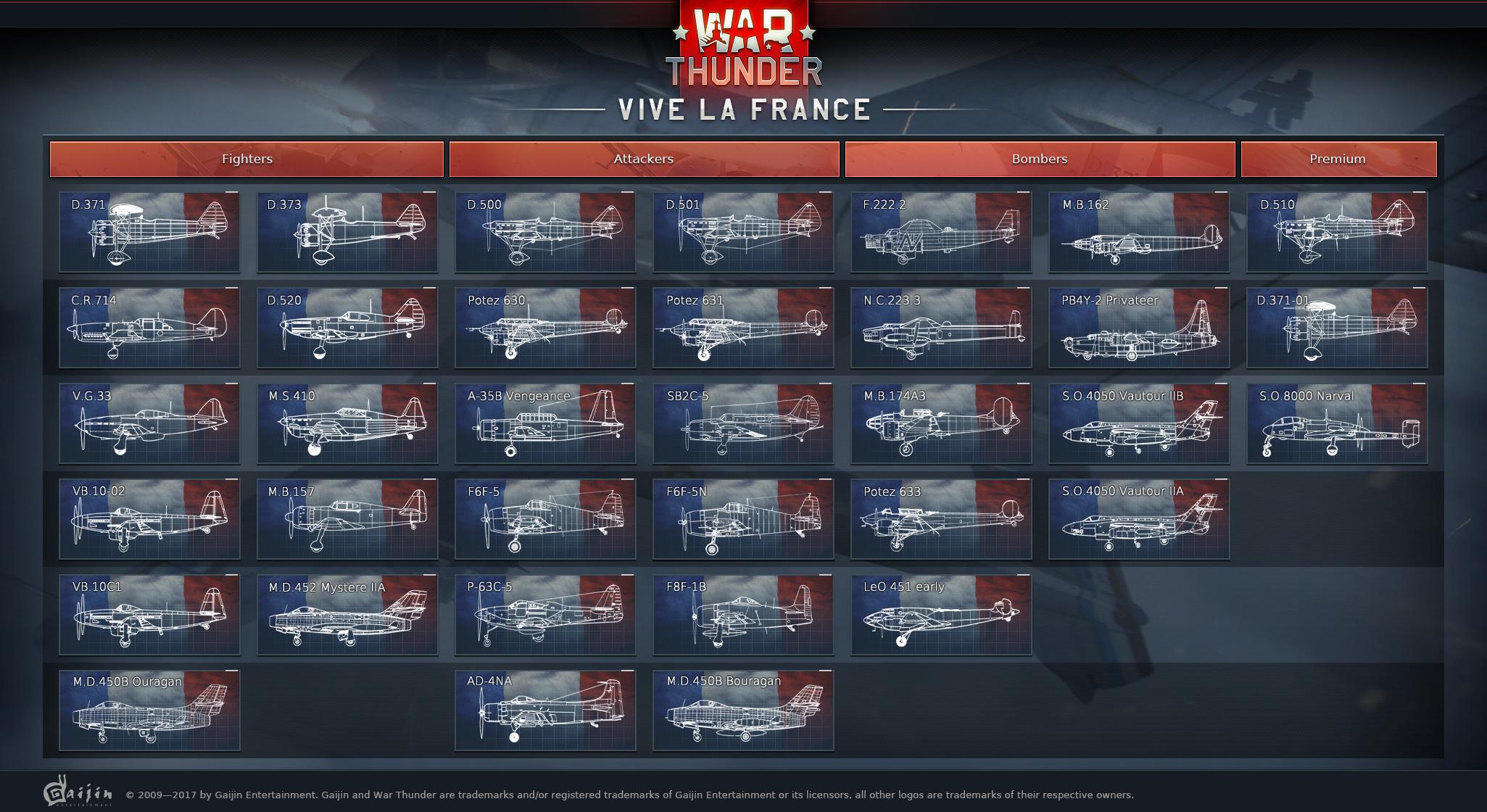 War Thunder update 1.73