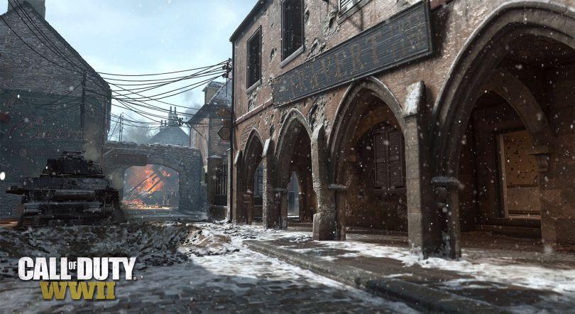 COD WW2 1.08 Update
