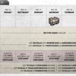 Call of Duty WW2 Update 1.07 Winter Siege (3)