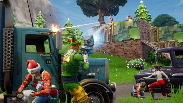 Fortnite Update 1.33 PS4 Patch Notes