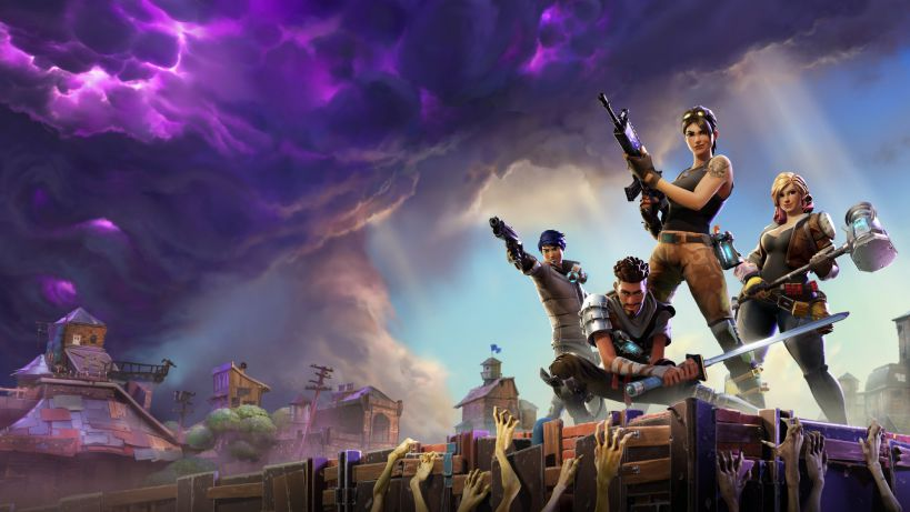 Fortnite Version 1.36 PS4 Patch Notes
