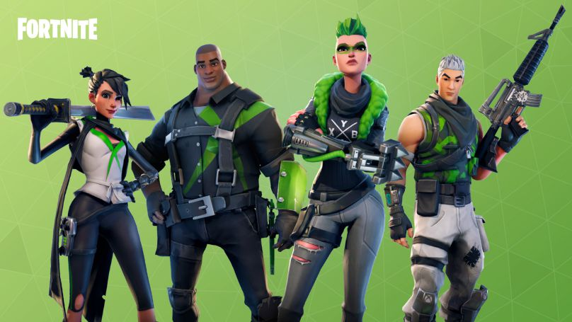 Fortnite update 1.34 PS4 patch notes