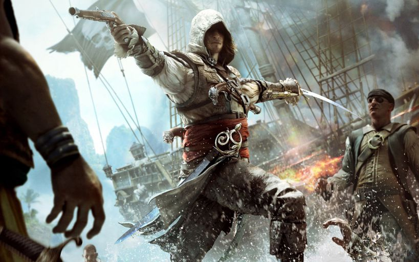 Free Assissan's Creed Black Flag game sihmar