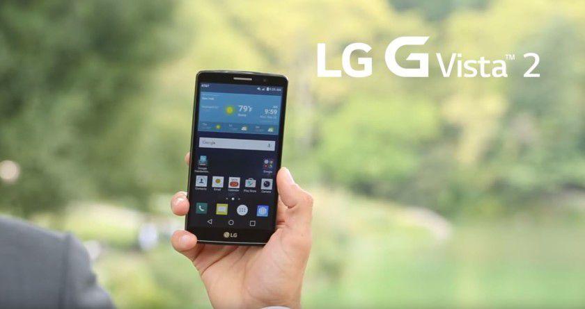 AT&T LG G Vista 2 (H740) Update