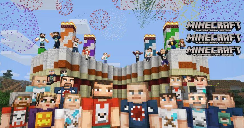 Minecraft 1.65 PS4 Update
