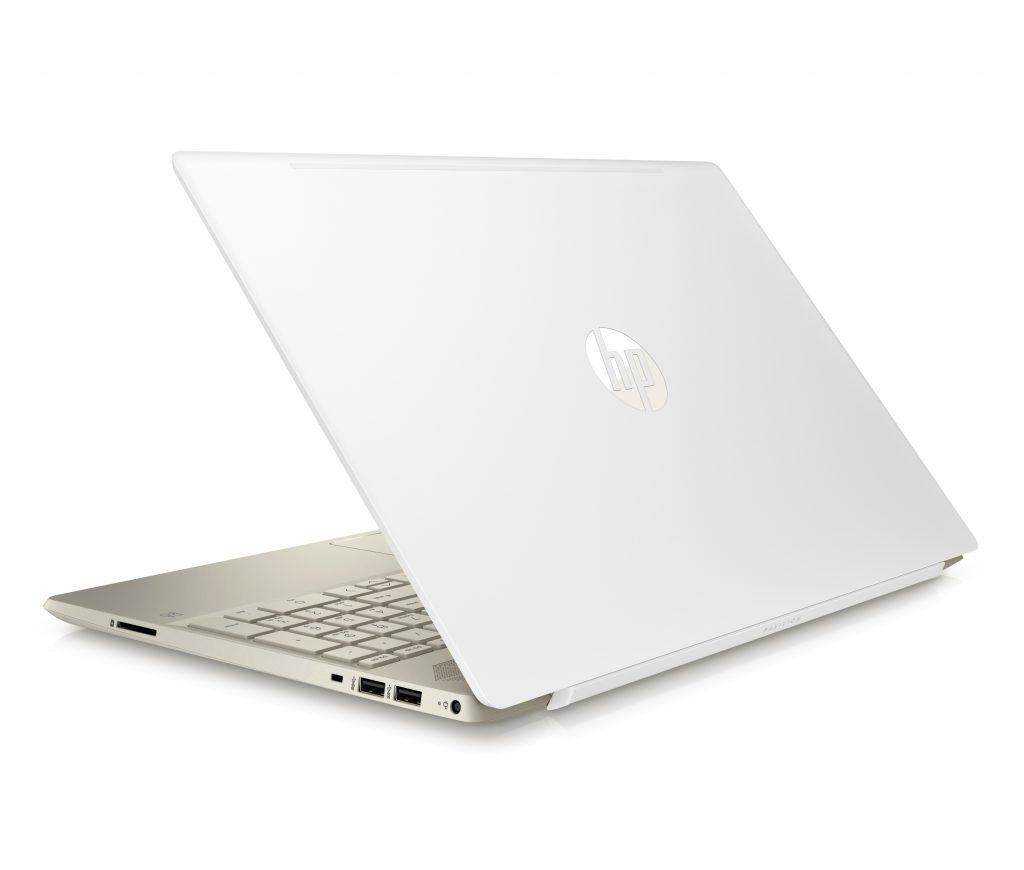 HP's new line-up of Pavilion 14 and 15-inch notebooks