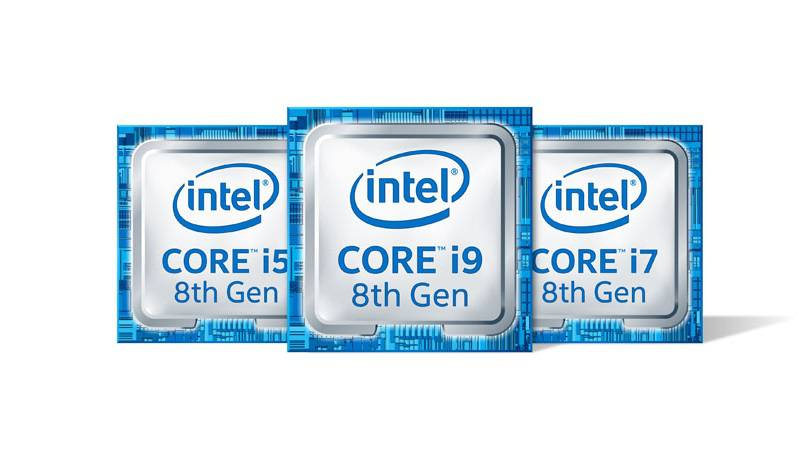 Intel Core i9 CPU with Optane Sihmar 1