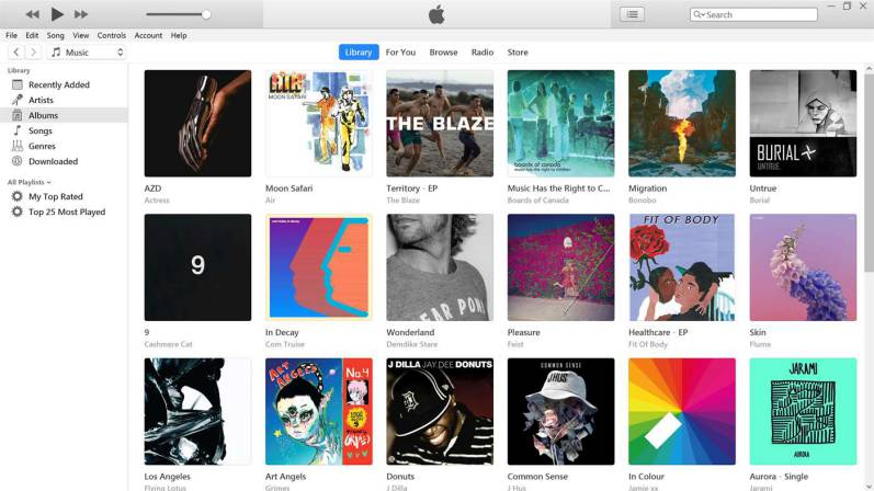 iTunes for Windows 10 in Microsoft Store by sihmar