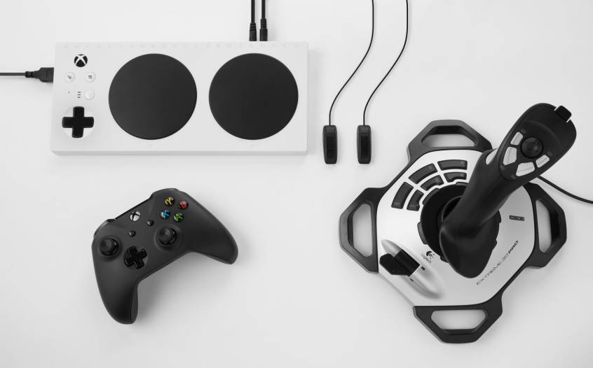 Microsoft Announces Xbox Adaptive Controller for accessible gaming