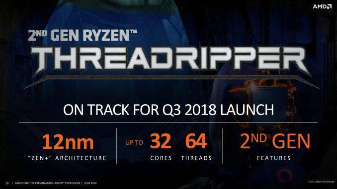 AMD's 32-Core Threadripper Processor