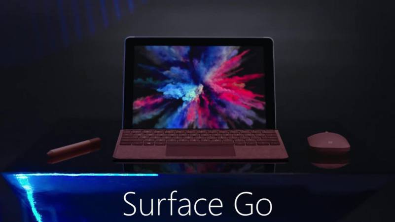 Microsoft Surface Go tablet image