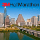 3M Half Marathon 2017 and city view
