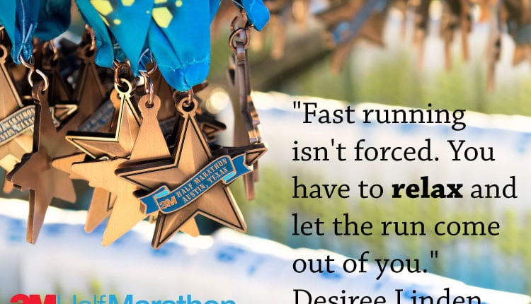 Desiree Linden marathon running quote