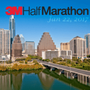 3m half marathon race day