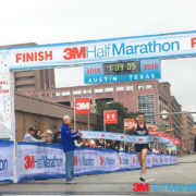 2018 3M Half Marathon male winner