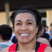 Rachel Meador, 2020 3M Half Ambassador, smiles for the camera.