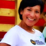 Sara Ferniza, 2020 3M Half Ambassador, smiles for the camera.