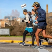 3M Half Marathon pacers pace runners on Jan. 20, 2019. This blog post introduces the 2020 pacing group.