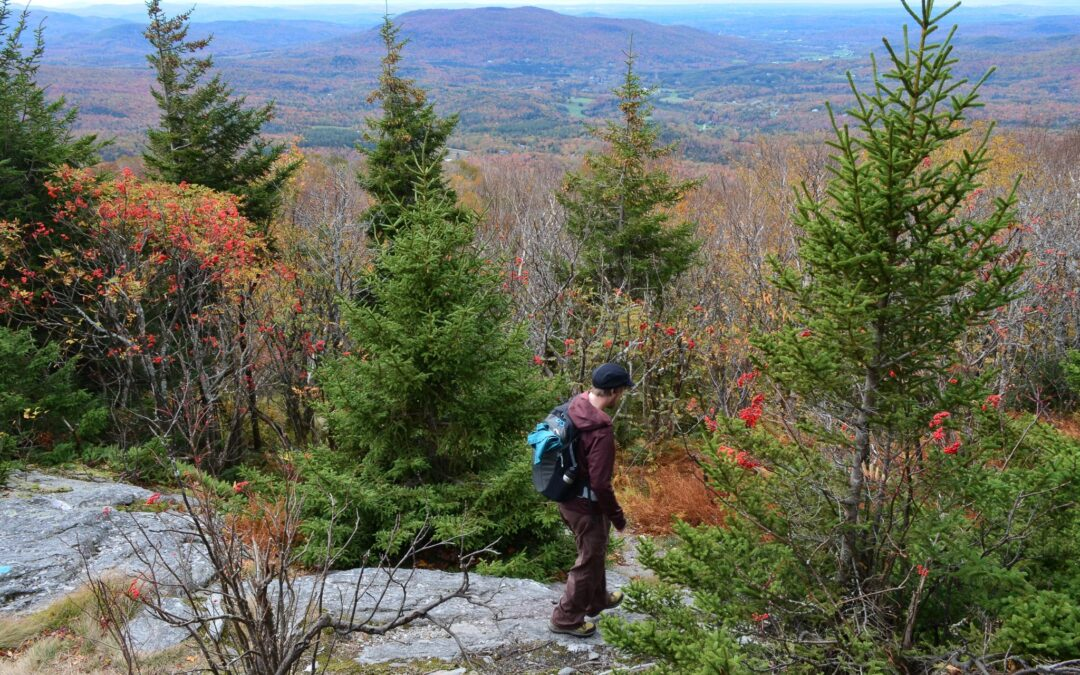 FALL RECREATION OPTIONS ABOUND IN JOHNSON VERMONT