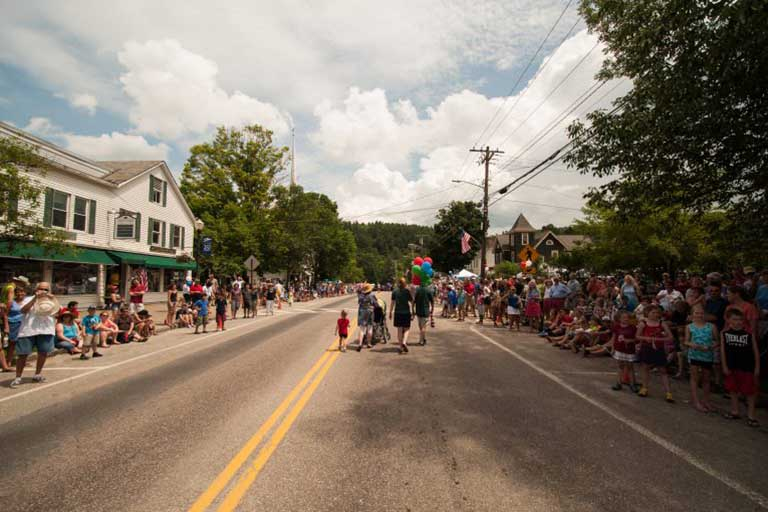An historic downtown with activities and recreation.