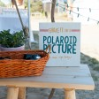 Wedding Polaroid Picture Sign