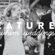 FEATURED whim weddings »