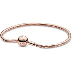 Pandora Rose Smooth Clasp Bracelet