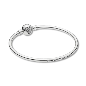 Pandora Heart Of Winter Limited Edition Bangle Bracelet