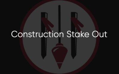Construction Stake Out