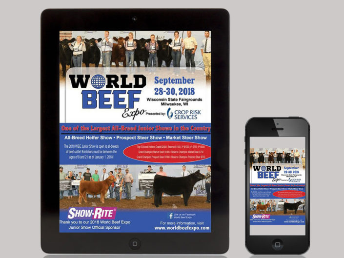 Promote your sale or event